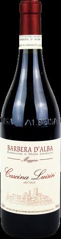 2016 Barbera D'Alba Maggiur DOC Cascina Luisin
