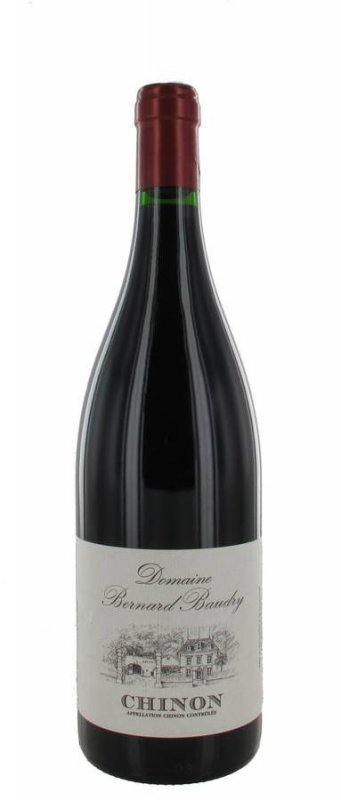 2017 Chinon Rouge ACC Domaine Bernard Baudry