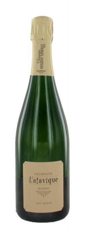Champagne L'atavique Brut Reserve Mouzon Leroux et Fils, Verzy Grand Cru