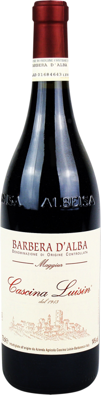 2017 Barbera D'Alba Maggiur DOC Cascina Luisin