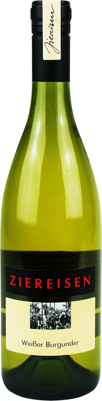 2018 Weißer Burgunder Weingut H.P. Ziereisen